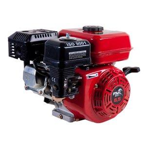 PTM200PRO: Starke 6,5 ps Benzinmotor Profi-Modell 19.05 mm Kurbelwelle